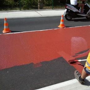 peinture route 12