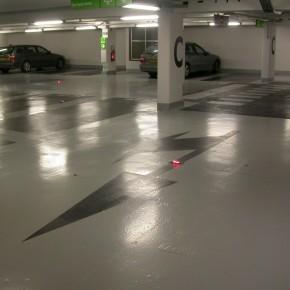 paint floor 16