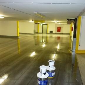 paint floor 9