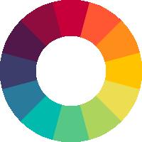 La teinte d'une couleur