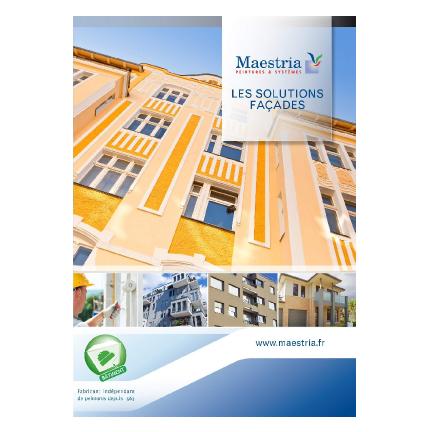 Guide de choix Les solutions façades