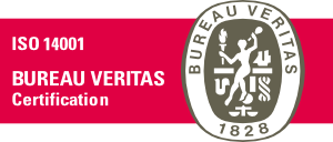 Maestria est certifié ISO14001 par Bureau Veritas