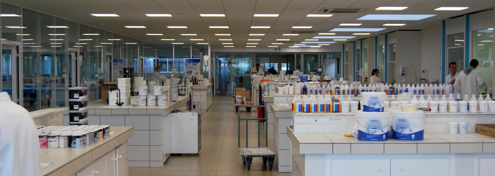 Laboratoire R&D de Maestria