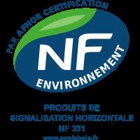NF environnement, produits de signalisation horizontale
